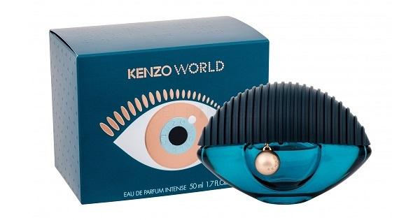 Kenzo World Intense parfémovaná voda dámská 75 ml