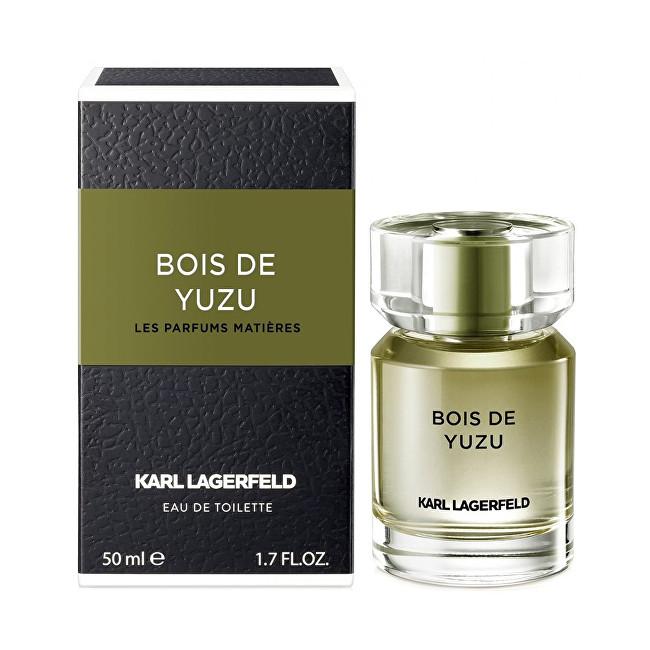 Karl Lagerfeld Bois de Yuzu toaletná voda pánska 100 ml