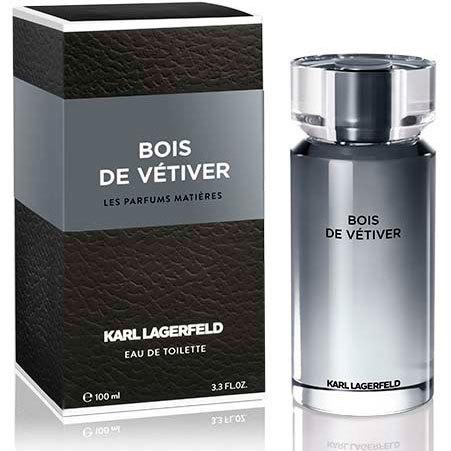 Karl Lagerfeld Bois De Vétiver - EDT 1 ml - odstřik