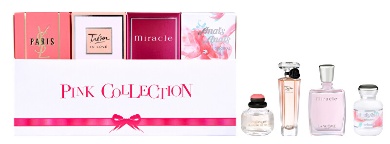 Lancome Kolekce miniatur - EDT 7,5 ml + EDP 2 x 5 ml + EDT 6 ml