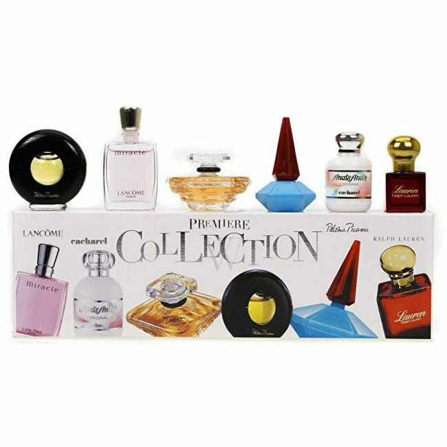 Lancome Kolekce miniatur mix - EDP 5 ml + EDT 6 ml + EDP 7,5 ml + EDP 4,8 ml + EDP 3 ml + EDT 3,5 ml