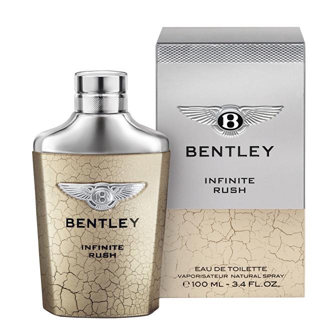 Bentley Infinite Rush toaletná voda pánska 100 ml tester