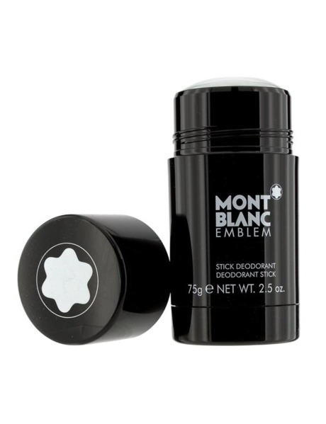 Montblanc Emblem - tuhý deodorant 75 ml