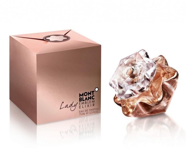 MONT BLANC Lady Emblem Elixir parfumovaná voda dámska 75 ml