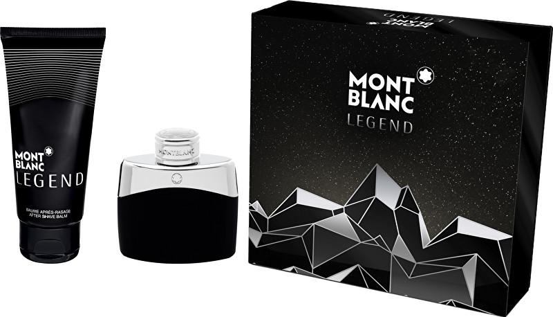 Mont Blanc Legend EdT 50 ml + sprchový gel 100 ml darčeková sada