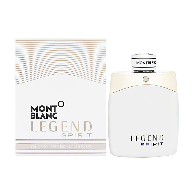 Mont Blanc Legend Spirit - EDT 30 ml