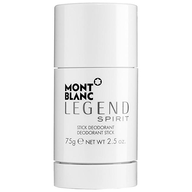 Mont Blanc Legend Spirit deostick 75 g