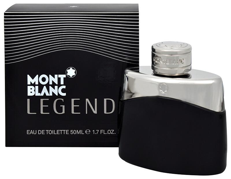 Mont Blanc Legend Man toaletná voda pánska 100 ml