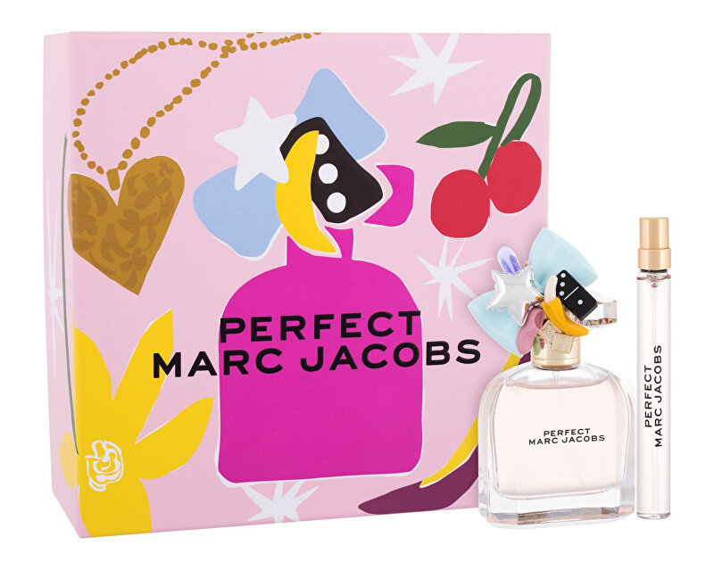 Marc Jacobs Perfect - EDP 50 ml + EDP 10 ml