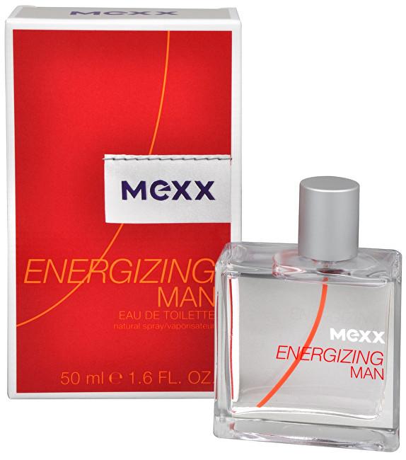 Mexx Energizing toaletná voda pánska 30 ml
