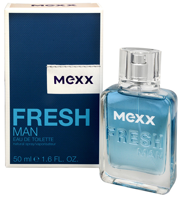 Mexx Fresh Man - EDT 50 ml