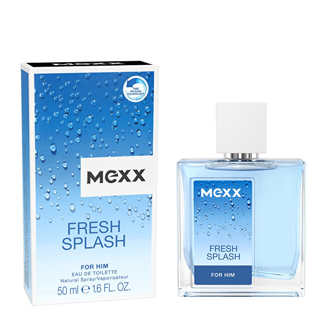 Mexx Fresh Splash Man - EDT 50 ml