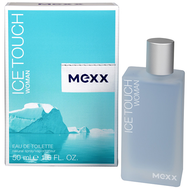 Mexx Ice Touch Woman - EDT 15 ml