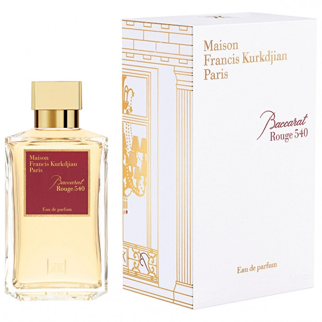 Maison Francis Kurkdjian Baccarat Rouge 540 - EDP 200 ml
