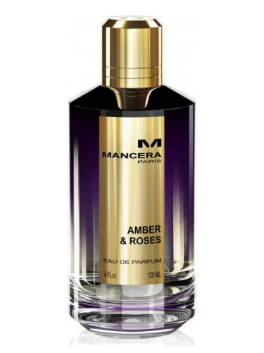 Mancera Amber & Roses - EDP 120 ml