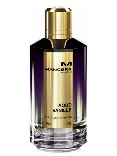 Mancera Aoud Vanille - EDP - TESTER 120 ml