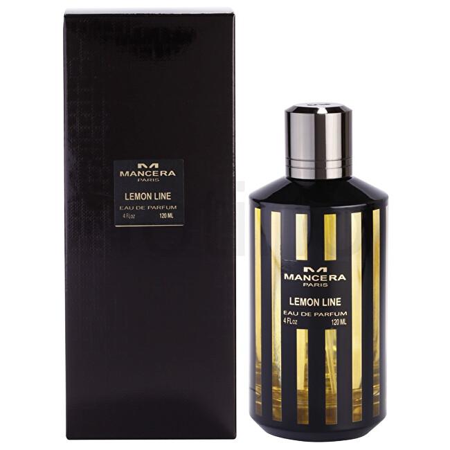 Mancera Lemon Line parfumovaná voda unisex 120 ml