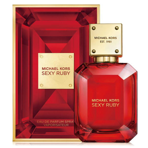 Michael Kors Sexy Ruby Eau de Parfum - EDP 1 ml - odstřik