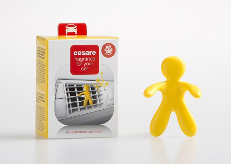 Mr&Mrs Fragrance Cesare Vanilla Box - vůně do auta