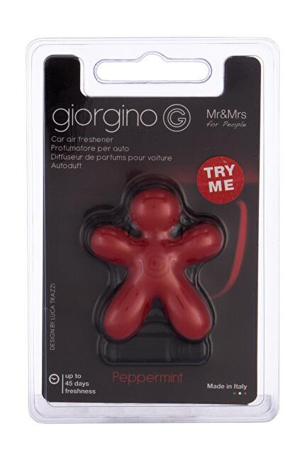 Mr&Mrs Fragrance Giorgino Peppermint - vůně do auta