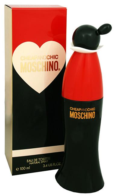 Moschino Cheap & Chic toaletná voda dámska 100 ml