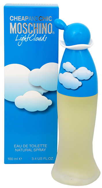Moschino Cheap & Chic Light Clouds - EDT 100 ml