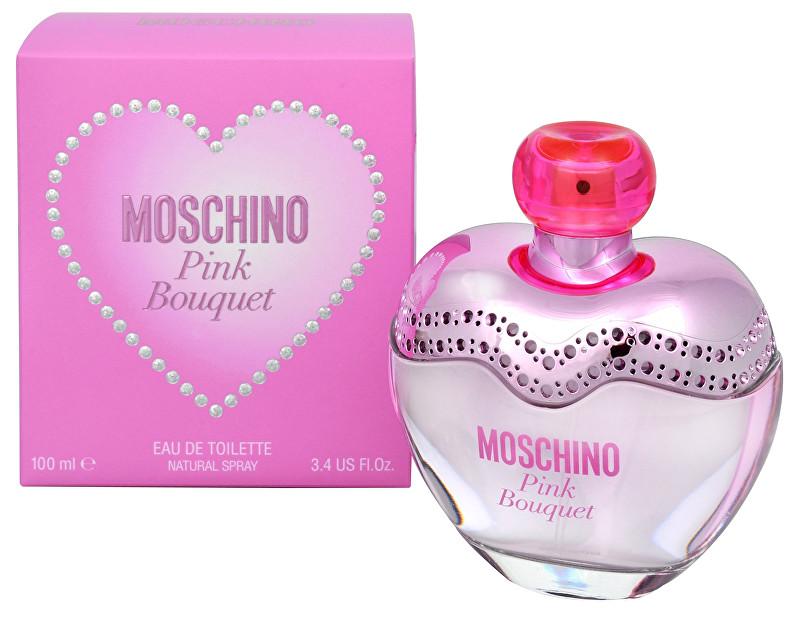 Moschino Pink Bouquet toaletná voda dámska 100 ml