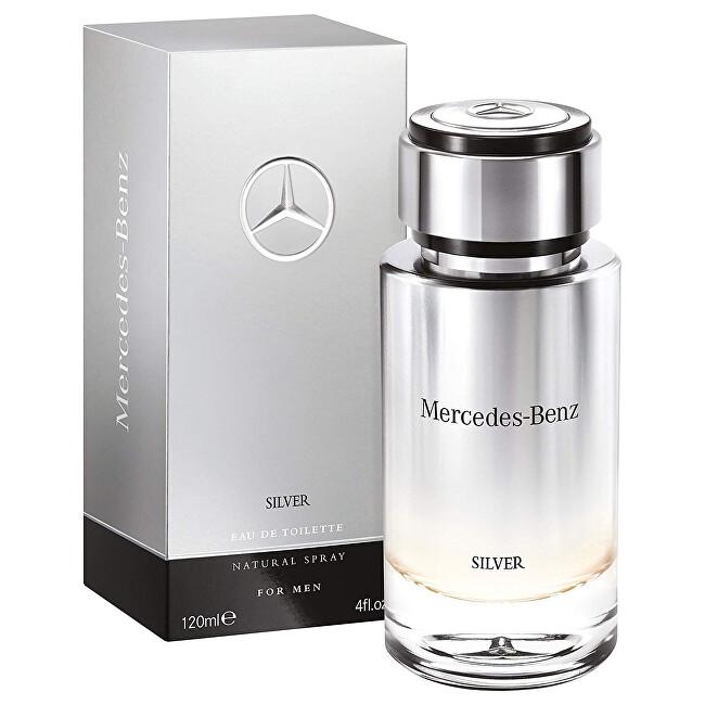 Mercedes-Benz Mercedes-Benz Silver - EDT 120 ml