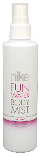 Nike Fun Water In Love - tělový sprej 200 ml