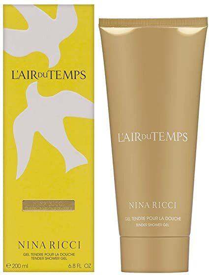 Nina Ricci L`Air Du Temps - sprchový gel 200 ml