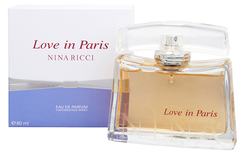 Nina Ricci Love In Paris - EDP