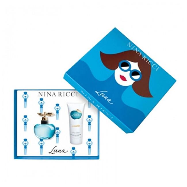 Nina Ricci Luna - EDT 50 ml + telové mlieko 75 ml