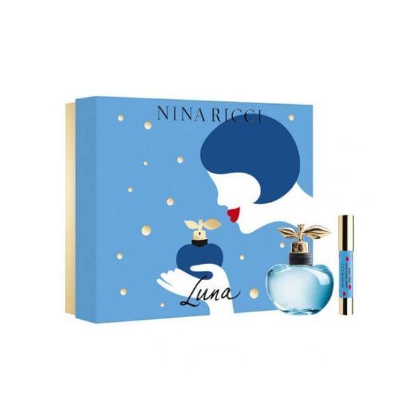 Nina Ricci Luna - EDT 50 ml + rtěnka 2,5 g