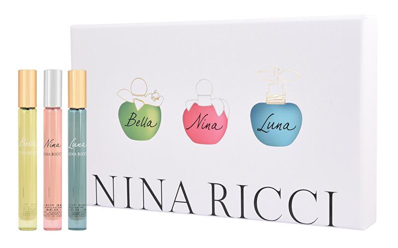 Nina Ricci Nina Ricci mini sada - EDT 3 x 10 ml