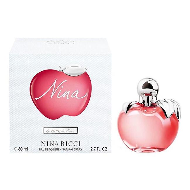 Nina Ricci Nina toaletná voda dámska 50 ml