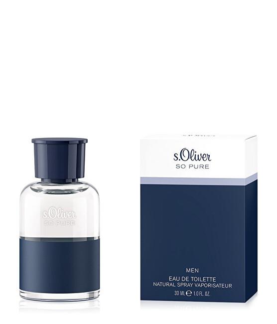 s.Oliver So Pure Men - EDT 30 ml