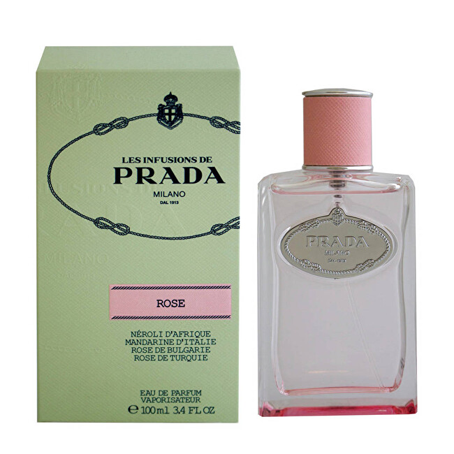 Prada Infusion De Rose - EDP 100 ml