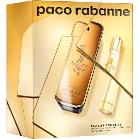 Paco Rabanne 1 Million - EDT 100 ml + EDT 20 ml