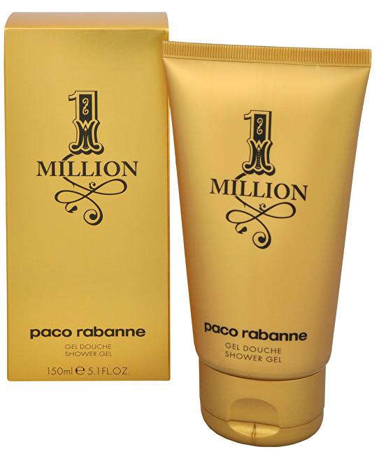 Paco Rabanne 1 Million sprchový gél 150 ml