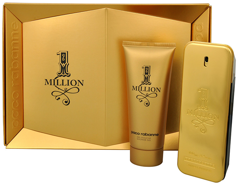 Paco Rabanne 1 Million - EDT 100 ml + sprchový gél 100 ml