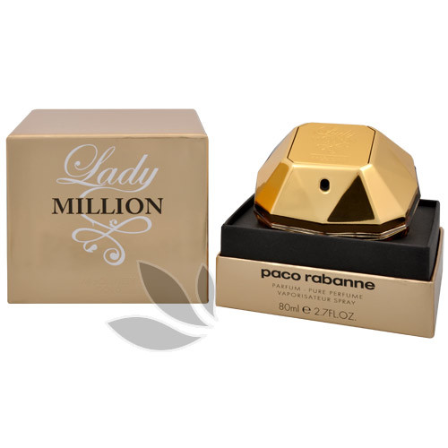 Paco Rabanne Lady Million Absolutely Gold - parfém 80 ml