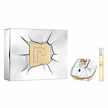 Paco Rabanne Lady Million Lucky - EDP 80 ml + EDP 10 ml