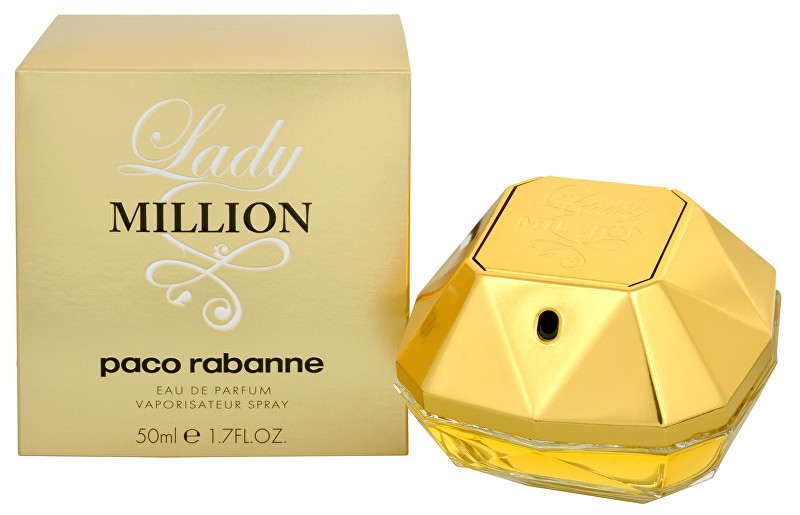 Paco Rabanne Lady Million - EDP 50 ml