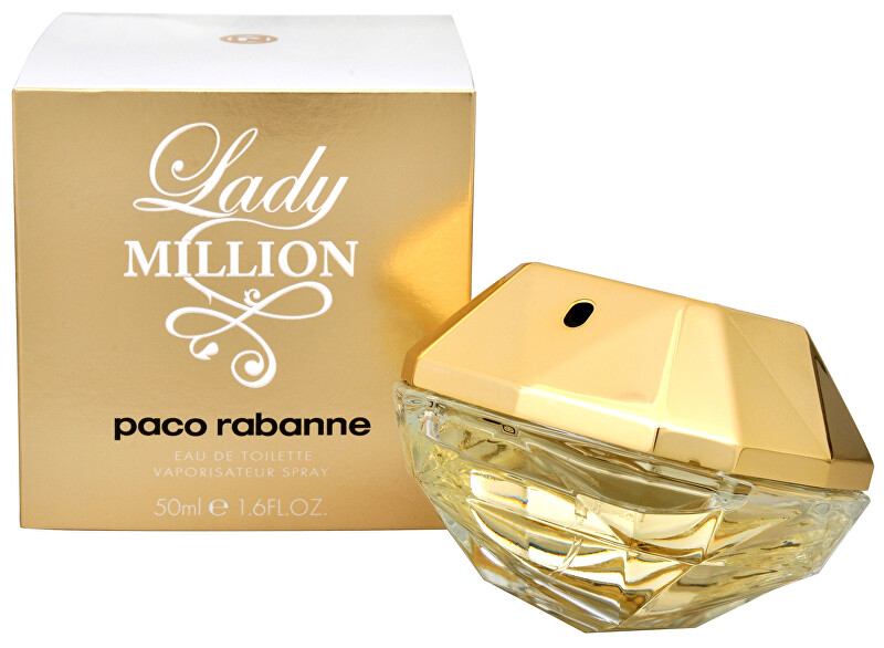 Paco Rabanne Lady Million - EDT 80 ml