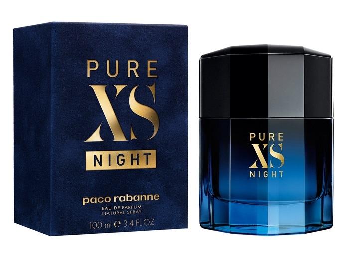 Paco Rabanne Pure XS Night parfumovaná voda pánska 100 ml