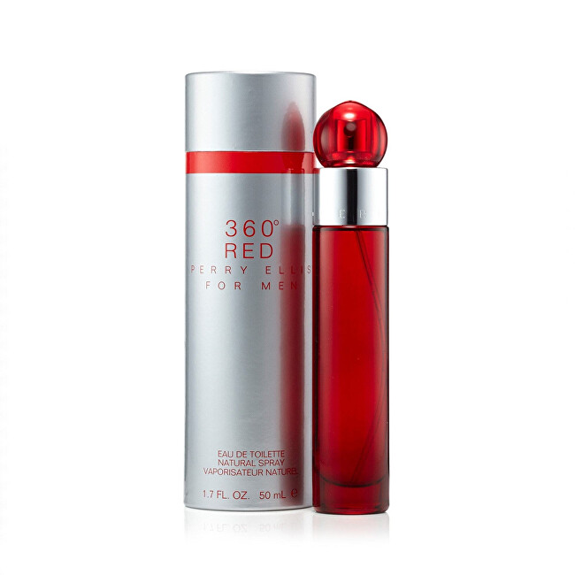 Perry Ellis 360° Red For Men - EDT 100 ml
