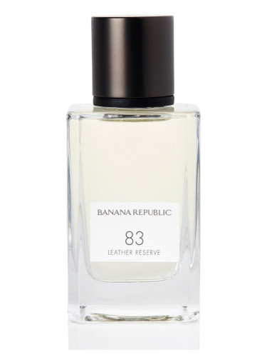 Banana Republic 83 Leather Reserve - EDP 75 ml