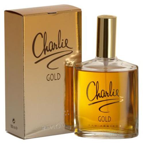 Revlon Charlie Gold toaletná voda dámska 100 ml