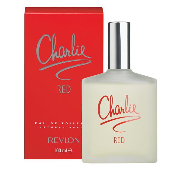 Revlon Charlie Red toaletná voda dámska 100 ml