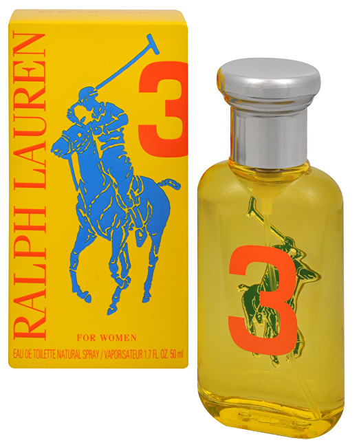 Ralph Lauren Big Pony 3 For Women - EDT 100 ml
